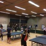 Met bijna vijftig deelnemers was het toernooi een groot succes