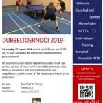 Open Dubbeltoernooi MTTV '72