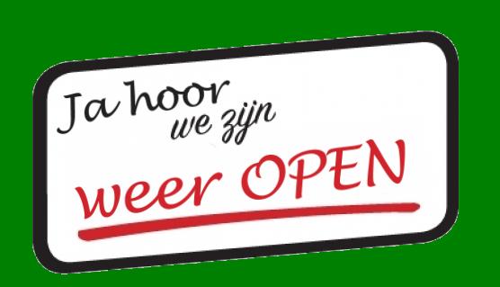 Weer-open