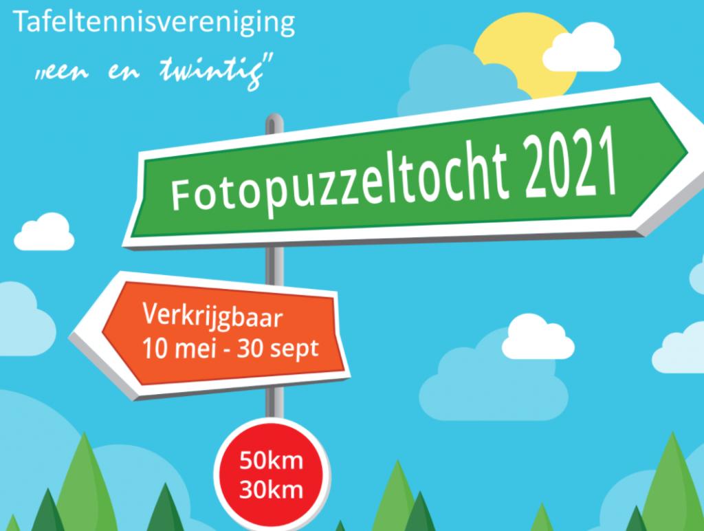 fietstocht 2021